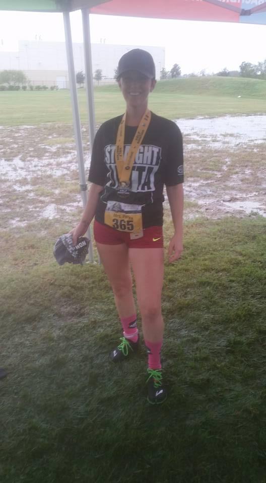 running Lisa